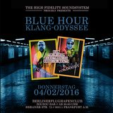 BLUE HOUR - Klang Odyssee, Live at BerlinerFlughafenKlub (04.02.2016) - Part 2