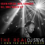 DEMO CD: DJK-01-THA WARM UP  2011.10.13