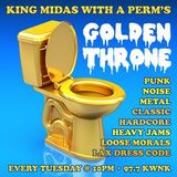 King Midas With a Perm's Golden Throne #33