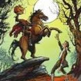 THE LEGEND OF SLEEPY HOLLOW by WASHINGTON IRVING (PT.1)