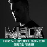 MECX #5 Part 2 Farius Live at Gibus Club 14 Septembre 2018