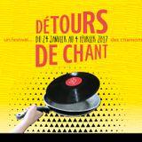 Le festival Détours de Chant avec Philippe Pagès, M.E.S.S., Jules Nectar et Tiwiza