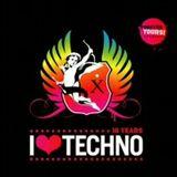 Techno vs hardtechno vs Schranz classics set by DJ Cologneandy