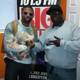 RL Formally Of Next Interview On Big City 101.3 fm