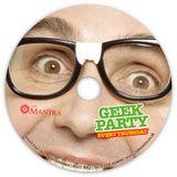 Sammy P & Craig Lee - GEEK PARTY MIX CD