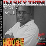 HBRS SAT 20TH 2017 VOL 1 SOUTH AFRICA HOUSE  MIX BY DJ SKY TRINI Thank you David WILSON