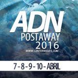 Alma Trance 5.0 @ ADN Postaway 2016