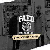 FAED University Episode 40 - 01.16.19