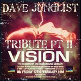 Vision - Return Of The Warehouse Concept 12-3-93 Tribute Pt II