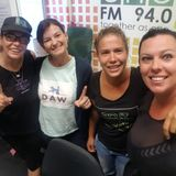 Community Hour with Ankarien, Tammy C and DAW's Richelle.