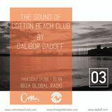 Dalibor Dadoff - Cotton Beach Club Ibiza vol.3