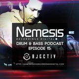 Nemesis Recordings Digital Podcast #15 Objectiv