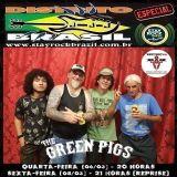 Programa Distrito Brasil - Entrevista The Green Pigs