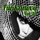 Funkanova Vol. 25 Mix By Luis Ortega DJ
