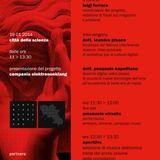 Presentazione di Campania Elektronenklang - 19 gennaio 2014 - Città della Scienza - Napoli