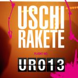 USCHI RAKETE FLIGHT 013 by Schinski