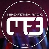 MIND FETISH RADIO - 213  Dream Sequence