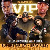 DJ SMOOVE SKI ON SHADE 45 JULY MIX
