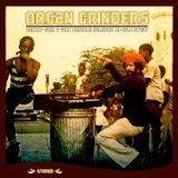 Organ Grinders - raw jazz and funk rhythms