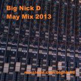 Big Nick D. May mix 2013