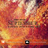 Tino Deep - September [ October 2013 Promo Mix ]