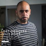 Lost Grooves Radio Show #52 Rinse Fr (special guest Rocé/Hors Cadres)