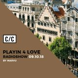 Playing 4 Love with Marvu & Toni Morales 09/10/18