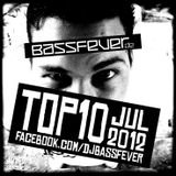 BassFever - TOP 10 JUL 2012