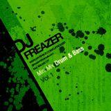 Dj FREAZER - Mini Mix Drum & Bass - Vol.1