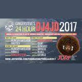 Gingersteve TMB DJ4JD 2017 24 hr set part 12 (The big wind down to the finish)