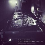 Live Transmissions Vol. II:  RØM2redux Chill Out Room Mix