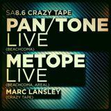 Marc Lansley Plays Pan/Tone & Metope