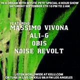 Ali-G & OBIS Live Mix on KXLU 88.9 FM Los Angeles - Sep 2015