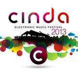DJ Mylo For Cinda Open Air Festival
