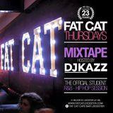 FAT CAT Thursdays #MIXTAPE