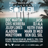 Live from Souleil in Miami 20-March-2016 - Jask
