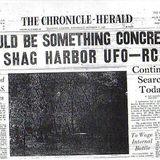 THE SHAG HARBOR UFO INCIDENT