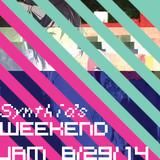 SYNTHIA'S WEEKEND JAM 8/30/14