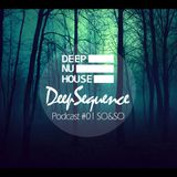 Deep Nu House - DeepSequence Podcast # 01 SO&SO