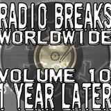 "BBOY MUSIC! Radio Breaks Worldwide #10: ""1 Year Later"" from bboysounds.com"