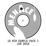 menAce and the 10 min mix session!!! How many tracks can I mix in 10 mins... Sample pack 1