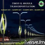 Fisco and Shaka - Tranceportation 022 (10-11-2012) @ Sense.FM