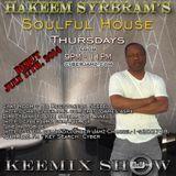 Hakeem Syrbram's Soulful House Keemix Show - 08-21-2014