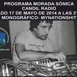 MORADA SÓNICA - MYNATIONSHIT - 17 DE MAYO DE 2014