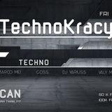 Technokracy #1 - PREVIEW Techno Set - MARCO MEI - ARCAN - 04/27