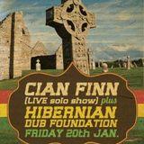 Cian Finn @ The Pavilion, Cork  feat. Revelation Sounds + Harry J (Jan 2012)