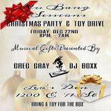 Nu Bang Toy Drive at Leos Den 12-22-17 (part 1 - SinSay)