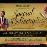 Special Delivery 26th March 16