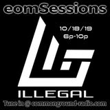 eomSessions feat. Illegal ::: Oct. 18, 2019