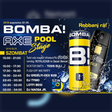 SZIN Bomba-AXE Pool Stage live 2018.08.25.